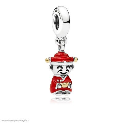 Pandora Vendita Online Fortune And Luck Hanging Charm